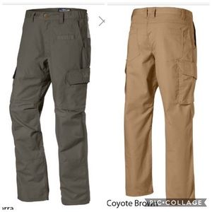 Mens Lot 2 LAPG 36x34 Urban Ops Tactical Pants NWT